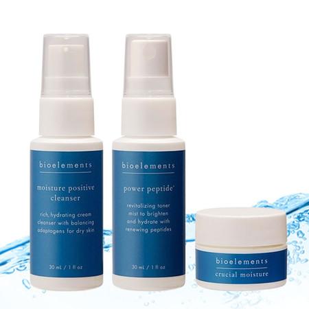 Bioelements 3-Step Mini Starter Set Dry Skin