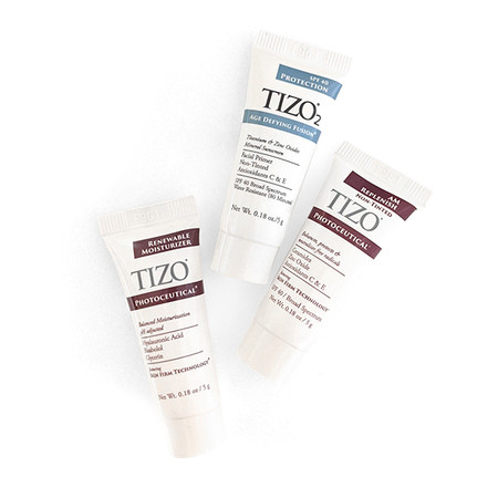 TIZO Free Samples - Limit One Package per Order