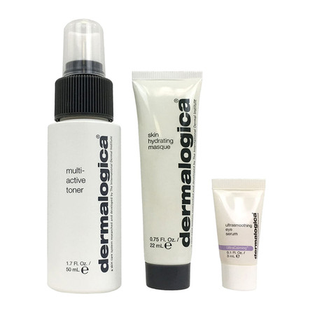 Dermalogica Repair Rehydrate Renew Set - Free with $80 Purchase