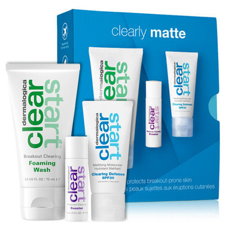 Dermalogica Clear Start Clearly Matte Kit - Breakout Clearing