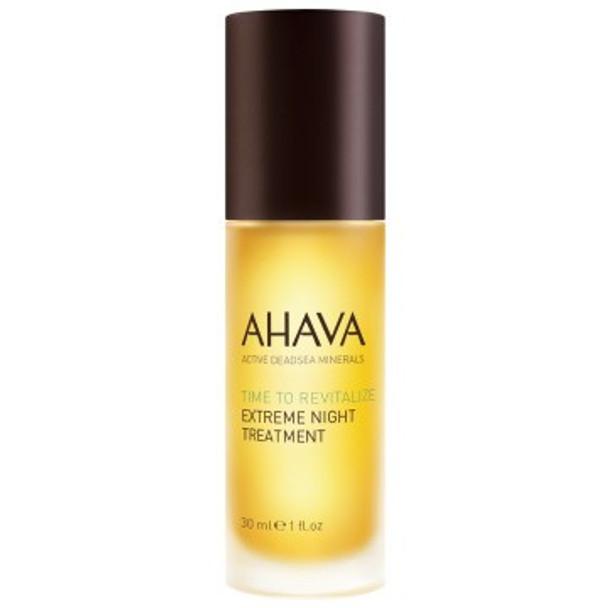 AHAVA Time To Revitalize Extreme Night Treatment - 1.7 oz