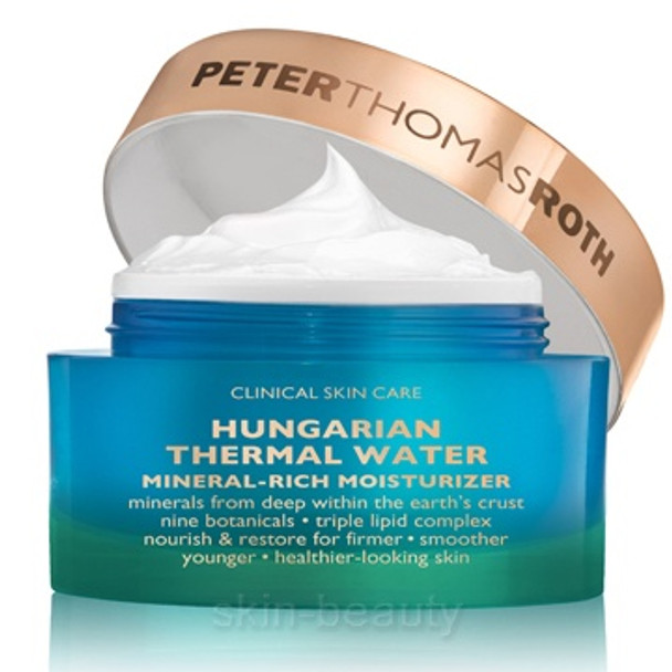 Peter Thomas Roth Hungarian Thermal Water Mineral-Rich Moisturizer - 1.7 oz