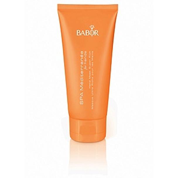 Babor Spa Mediterranee for Hands Hand Mask Super Rich - 3 7/16 oz
