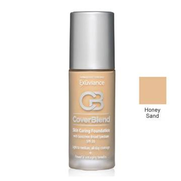 Exuviance Skin Caring Foundations SPF 20 - Honey Sand