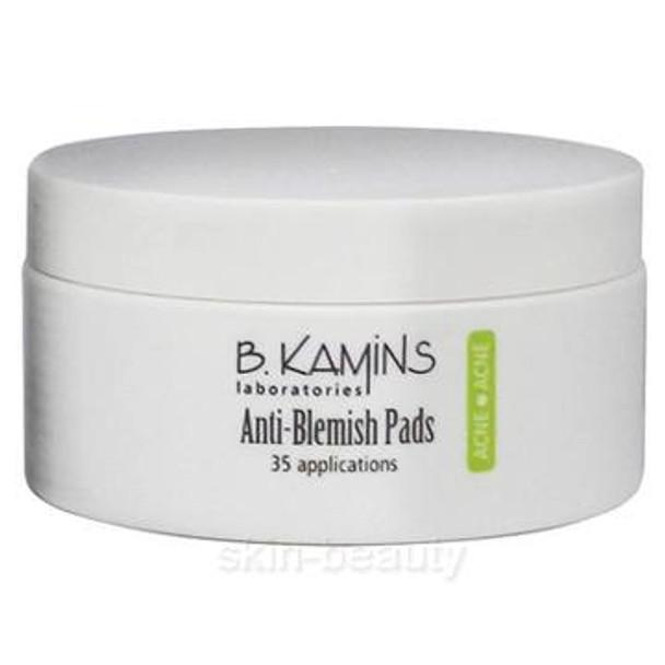 B. Kamins Anti-Blemish Pads - 35 applications