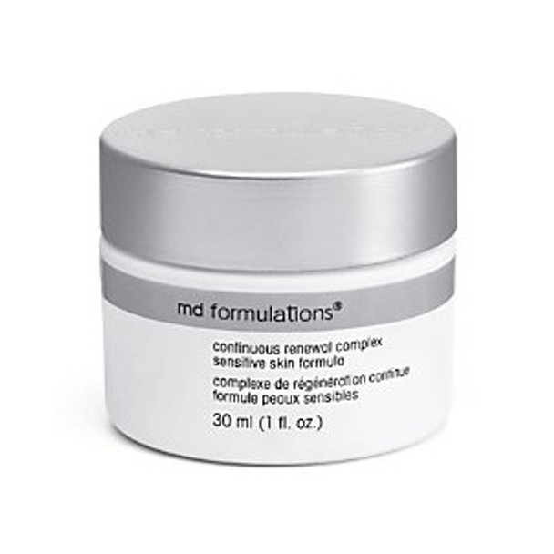 MD Formulations Continuous Renewal Complex for Sensitive Skin, 1 oz (37922)