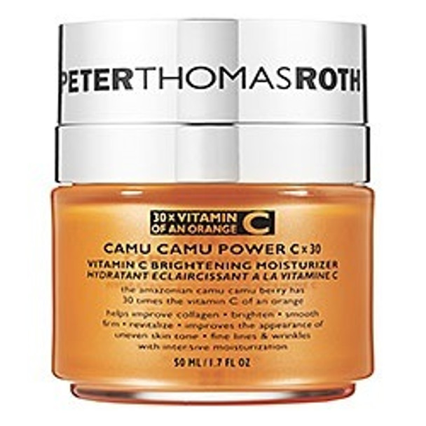 Peter Thomas Roth Camu Camu Power C x 30 Vitamin C Brightening Moisturizer, 1.7 oz