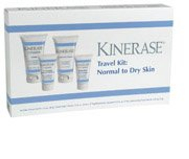Kinerase Travel Kit- Normal To Dry