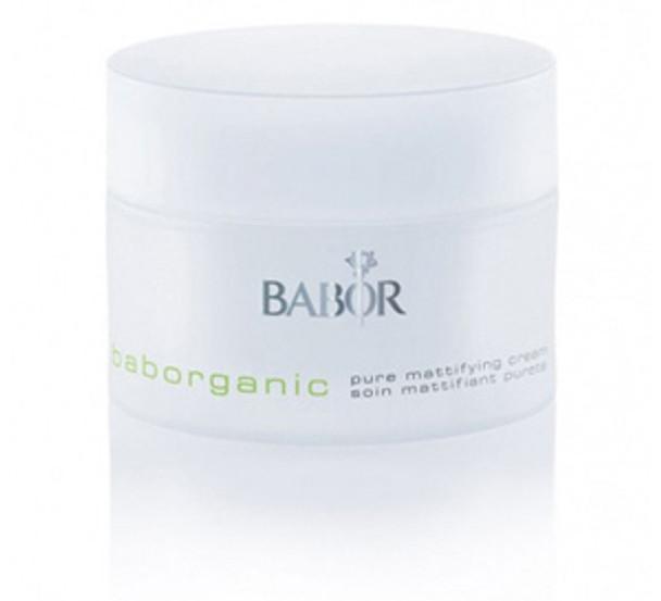 Babor Baborganic Pure Mattifying Cream - 1.75 oz (50 ml)