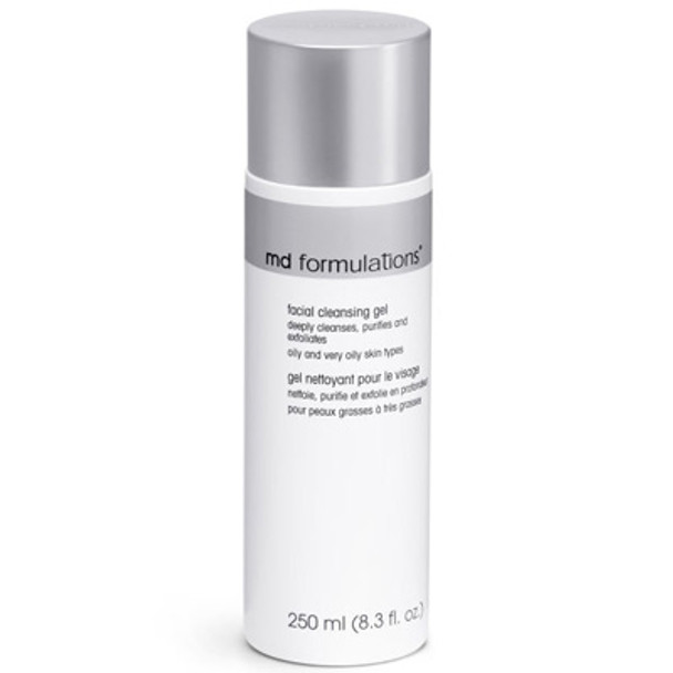 MD Formulations Facial Cleansing Gel, 8.3 oz (37889) - Unboxed