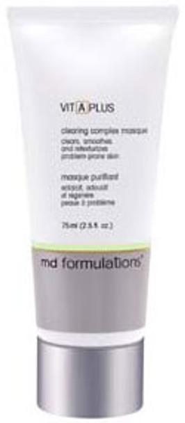 MD FORMULATIONS Vit-A-Plus Clearing Complex Mask, 2.5 oz (32819)