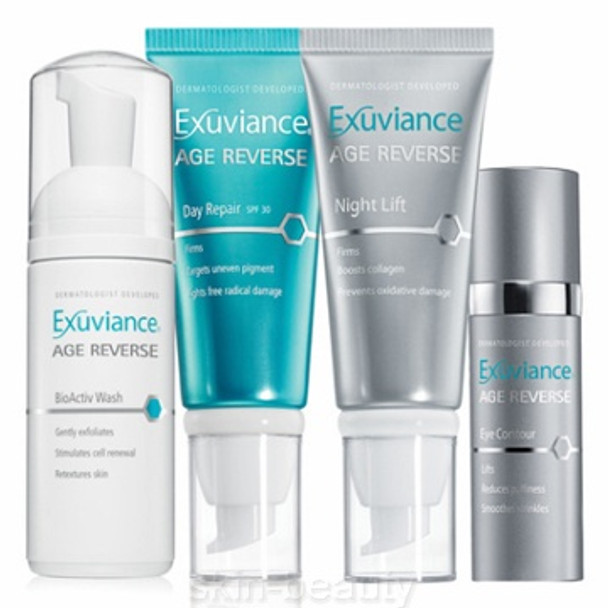 Exuviance Age Reverse Introductory Collection - 4 piece