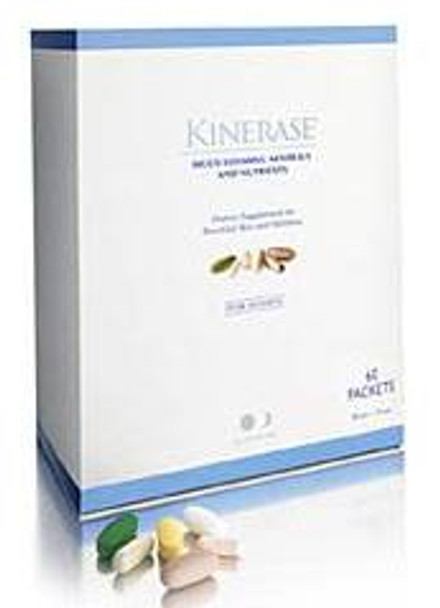 Kinerase Multi-Vitamins, Minerals and Nutrients, 60 packets