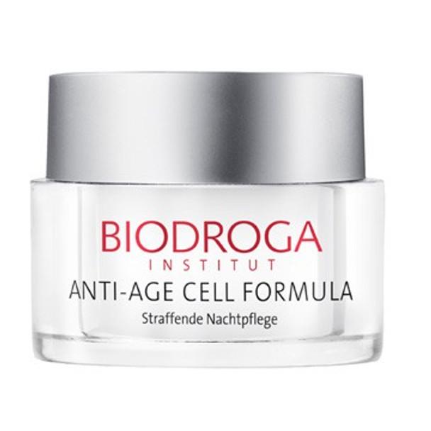 Biodroga Anti-Age Cell Formula Firming Night Care - 1.7 oz (43924)