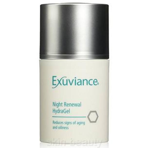 Exuviance Night Renewal Hydragel, 1.75 oz