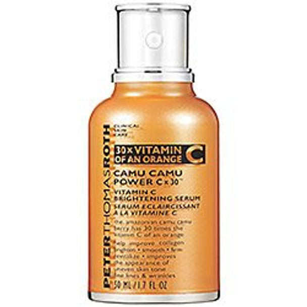 Peter Thomas Roth Camu Camu Power C x 30 Vitamin C Brightening Serum, 1.7 oz