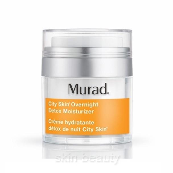 Murad City Skin Overnight Detox Moisturizer - 1.7 oz