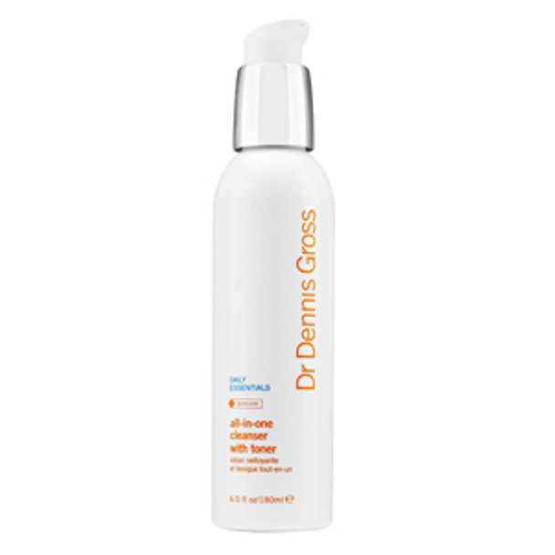 Dr. Dennis Gross All-in-One Cleanser with Toner, 6 oz