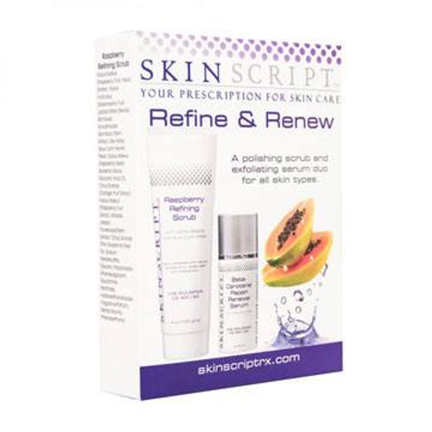 Skin Script Refine & Renew Duo
