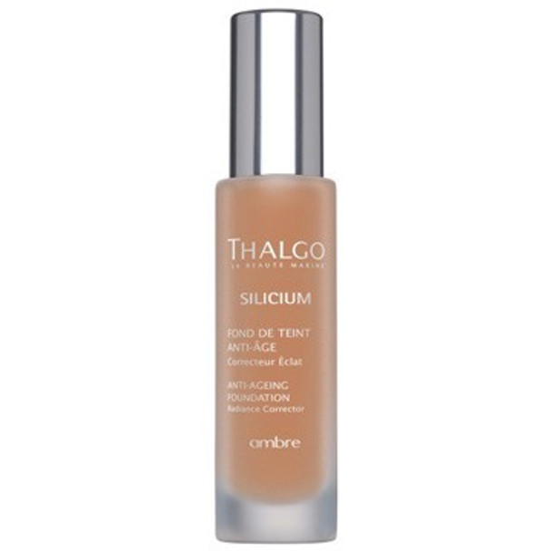 Thalgo Silicium Anti-Aging Foundation - 1.01 oz - Amber