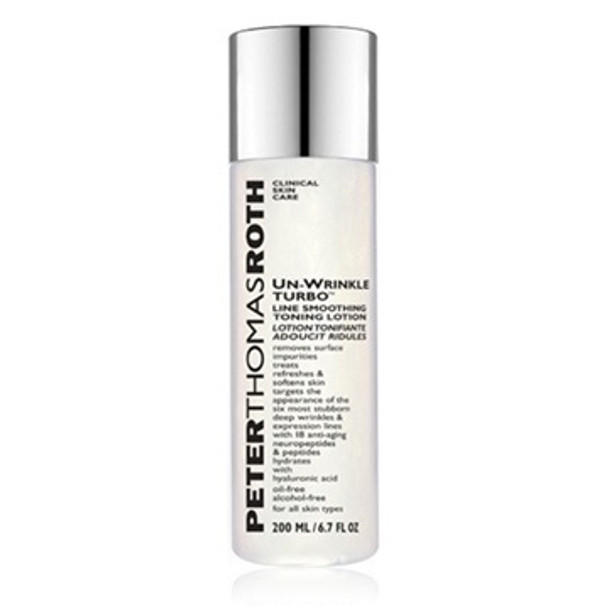 Peter Thomas Roth Un-wrinkle Turbo Line Smoothing Toning Lotion - 6.7 oz