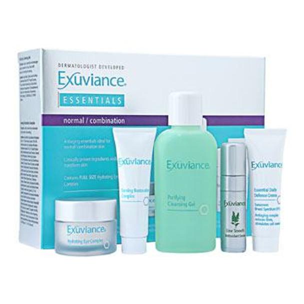 Exuviance Essentials Normal/Combination Skin Kit