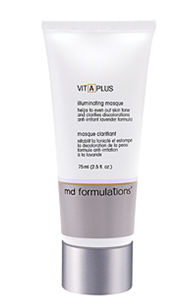 MD FORMULATIONS Vit-A-Plus Illuminating Mask, 2.5 oz (32818)