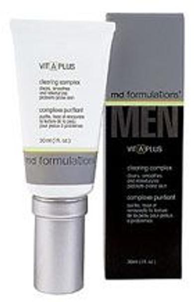MD FORMULATIONS Men Vit-A-Plus Clearing Complex, 1 oz