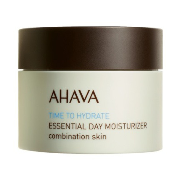 AHAVA Time To Hydrate Essential Day Moisturizer - Combination Skin - 1.7 oz
