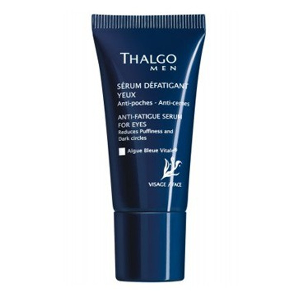 Thalgo Men Anti-Fatigue Serum for Eyes - 0.51 oz