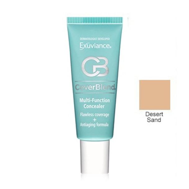 Exuviance CoverBlend Concealing Treatment Makeup SPF 30 - Desert Sand - 1 oz