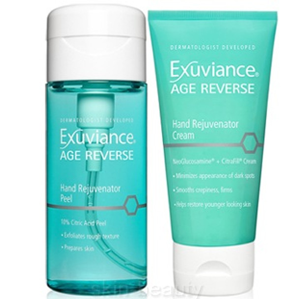 Exuviance Age Reverse Hand Rejuvenator Full Size Set - 2 pcs