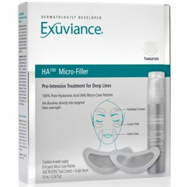 Exuviance HA100 Micro-Filler - 4-Week Supply