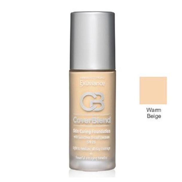 Exuviance Skin Caring Foundations SPF 20 - Warm Beige