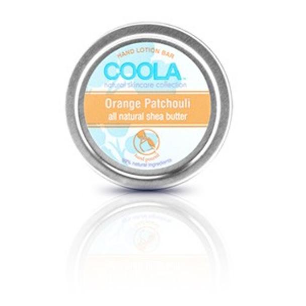 Coola Hand Lotion Bar Orange Patchouli - .5 oz