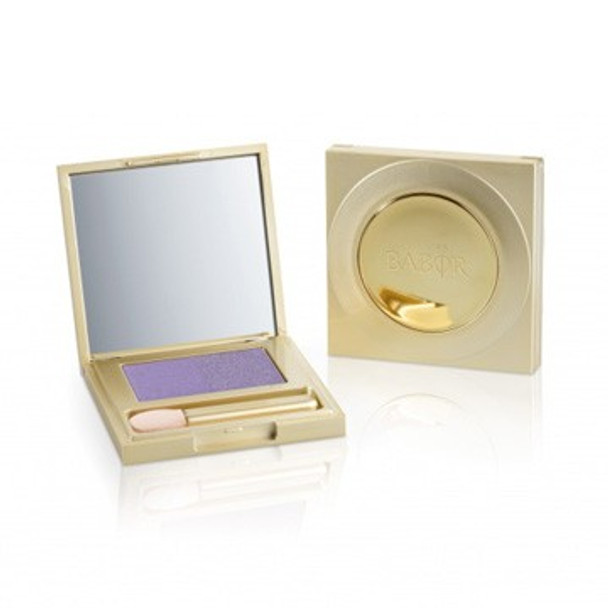 Babor Super Soft Eye Shadow Duo - 3g - 06 soft violet (508706)
