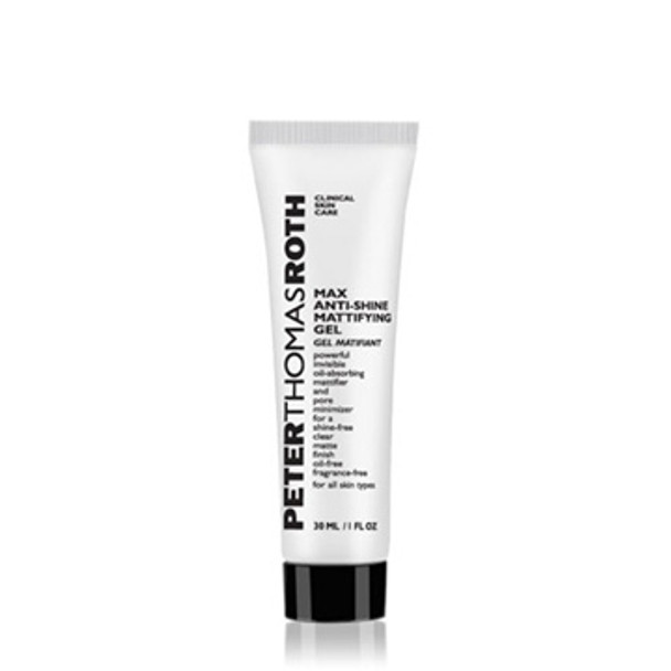 Peter Thomas Roth Max Anti-Shine Mattifying Gel Tube - 1 oz