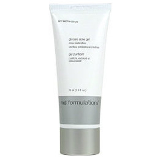 MD Formulations Glycare Acne Gel, 2.5 oz (30837)