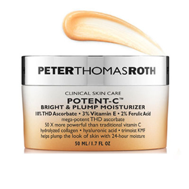 Peter Thomas Roth Potent-C Bright & Plump Moisturizer - 1.7 oz