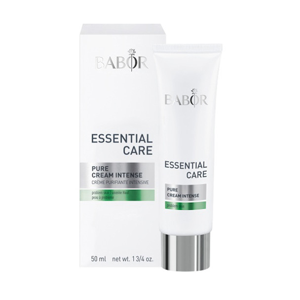 Babor Essential Care Pure Cream Intense - 1.75 oz