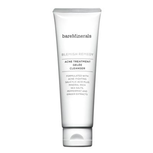 Bare Escentuals bareMinerals Blemish Remedy Acne Treatment Gelee Cleanse
