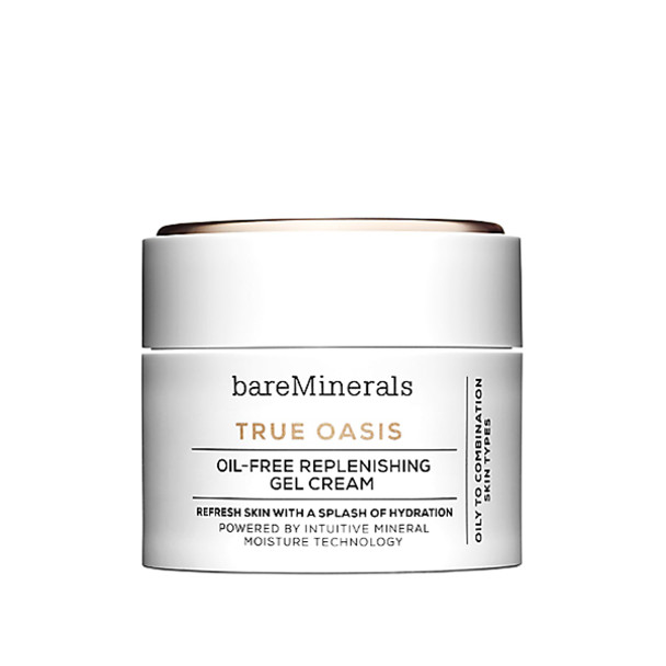Bare Escentuals bareMinerals True Oasis Oil Free Replenishing Gel Cream - 1.7 oz