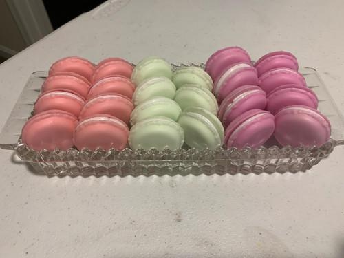 Macaron Soy Lip Balm