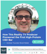 Velobar Founder Interview on Brand Builder Podcast
