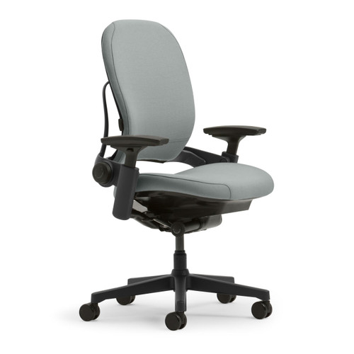 Leap Chair Plus in Tomato Buzz 2 by Steelcase