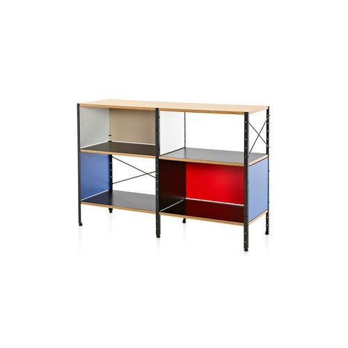 Eames Storage Unit by Herman Miller, 2 x 2