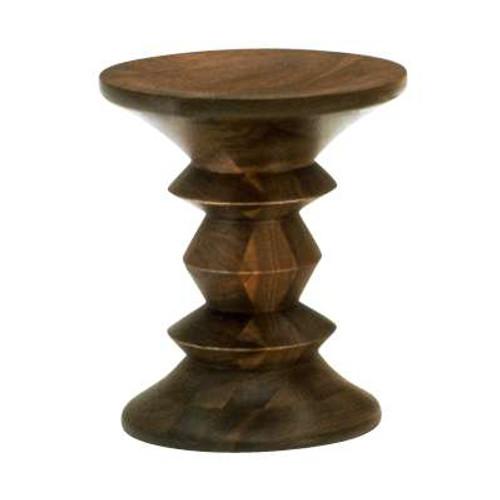 Eames Walnut Stool C by Herman Miller