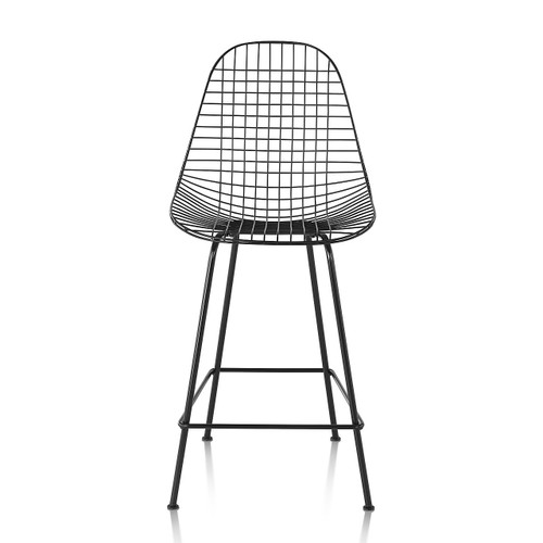 Eames Wire Counter Stool by Herman Miller