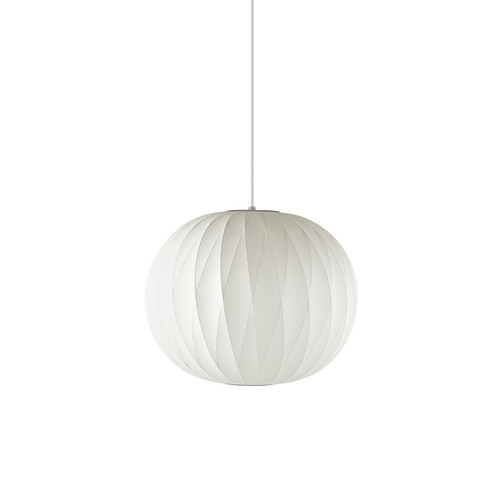 Nelson Ball Crisscross Bubble Pendant by Herman Miller