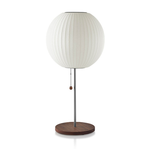 Nelson Ball Lotus Table Lamp by Herman Miller